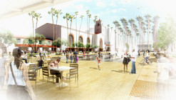 Grimshaw and Gruen's LA Union Station Masterplan Gains Approval from Planning Board