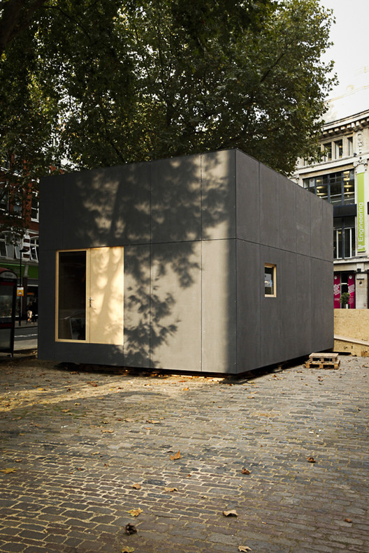 Wikihouse Unveils World 39 S First Two Storey Open Source