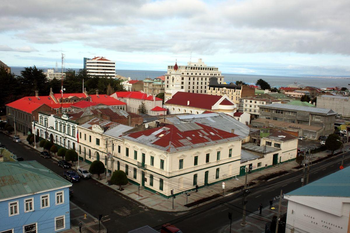 Cortesia de Dirección de Arquitectura MOP [Región de Magallanes y la Antártica Chilena]
