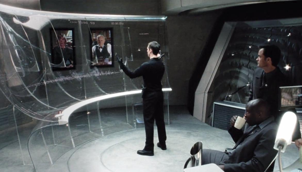 "Cine y Arquitectura: ""Minority Report"""