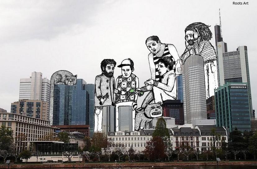 © Roots Art 2012 skyart