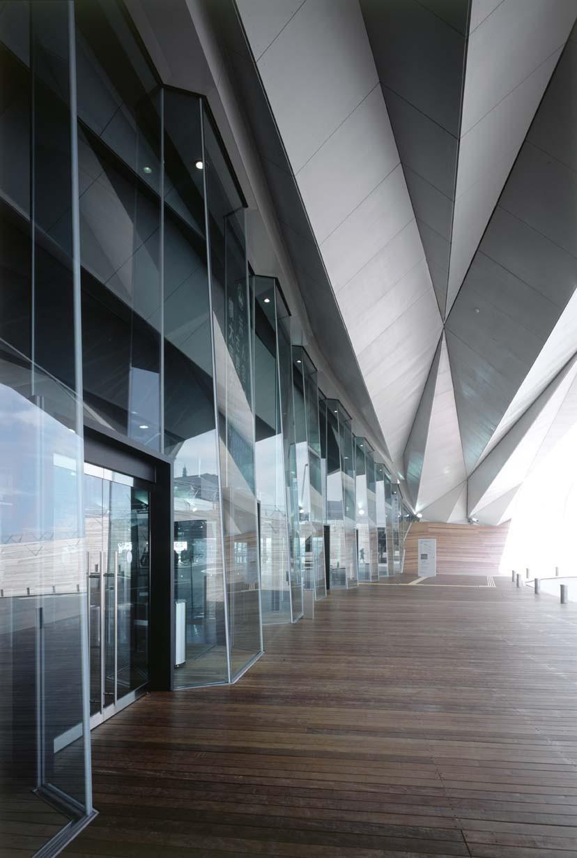 Gallery of ad classics yokohama international passenger for Ad architectural design