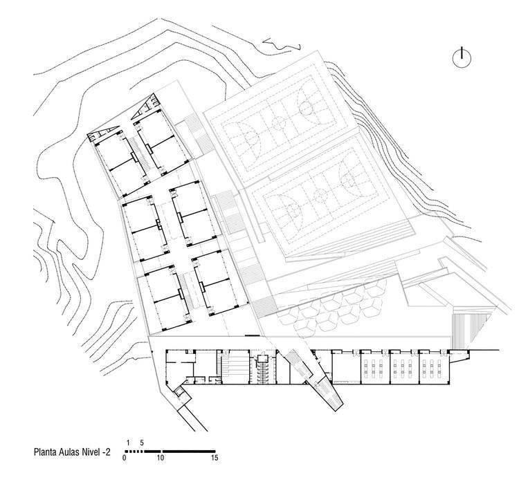 Planta Nivel -2