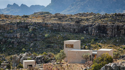 House in the Mountains  / Wolff Architects