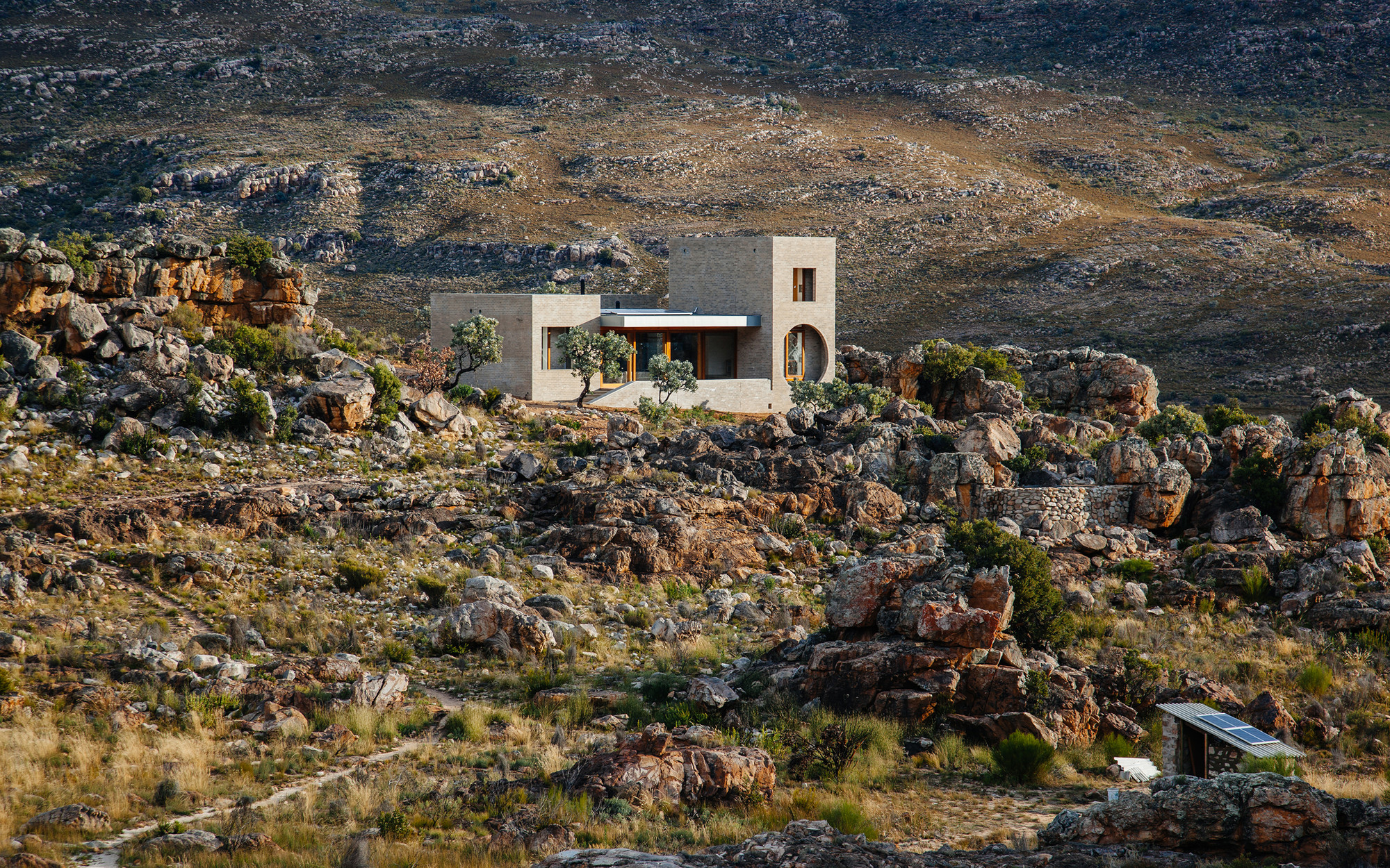 Gallery Of House In The Mountains Wolff Architects 6
