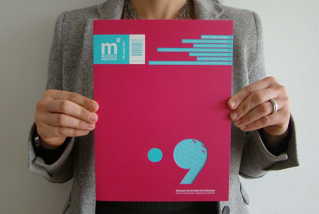 Cortesia de Revista Materia Arquitectura