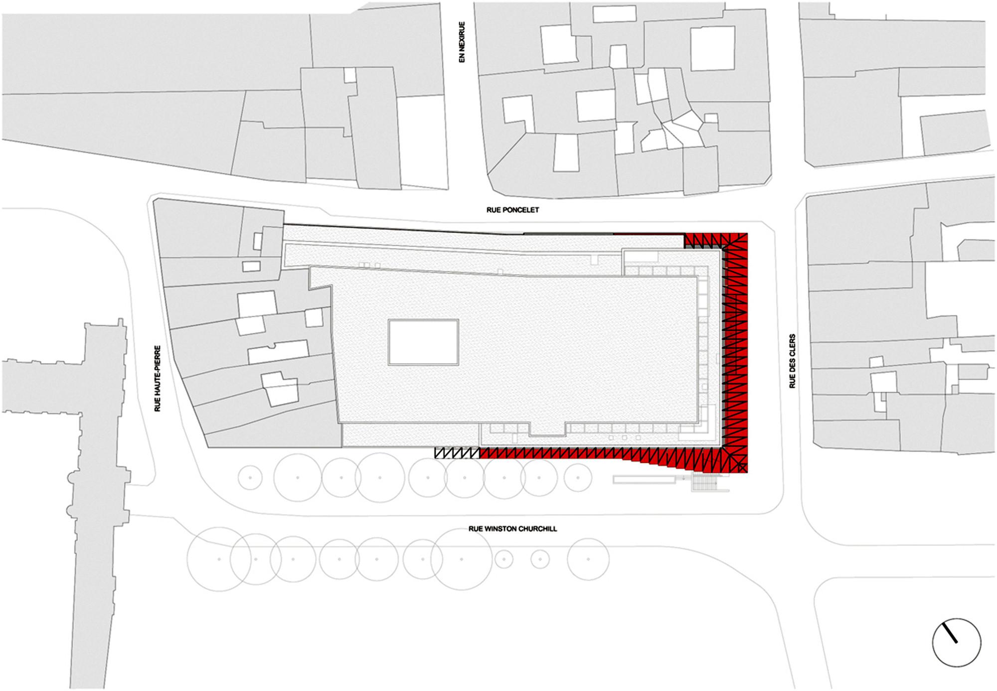 Department Store Floor Plan 35424