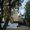 Lewis Glucksman Gallery, nominated for the Stirling Prize in 2005. Image © Dennis Gilbert