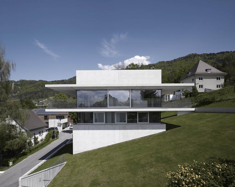 Casa del Lago / Marte Marte Architekten, Cortesía de Marte Marte Architekten