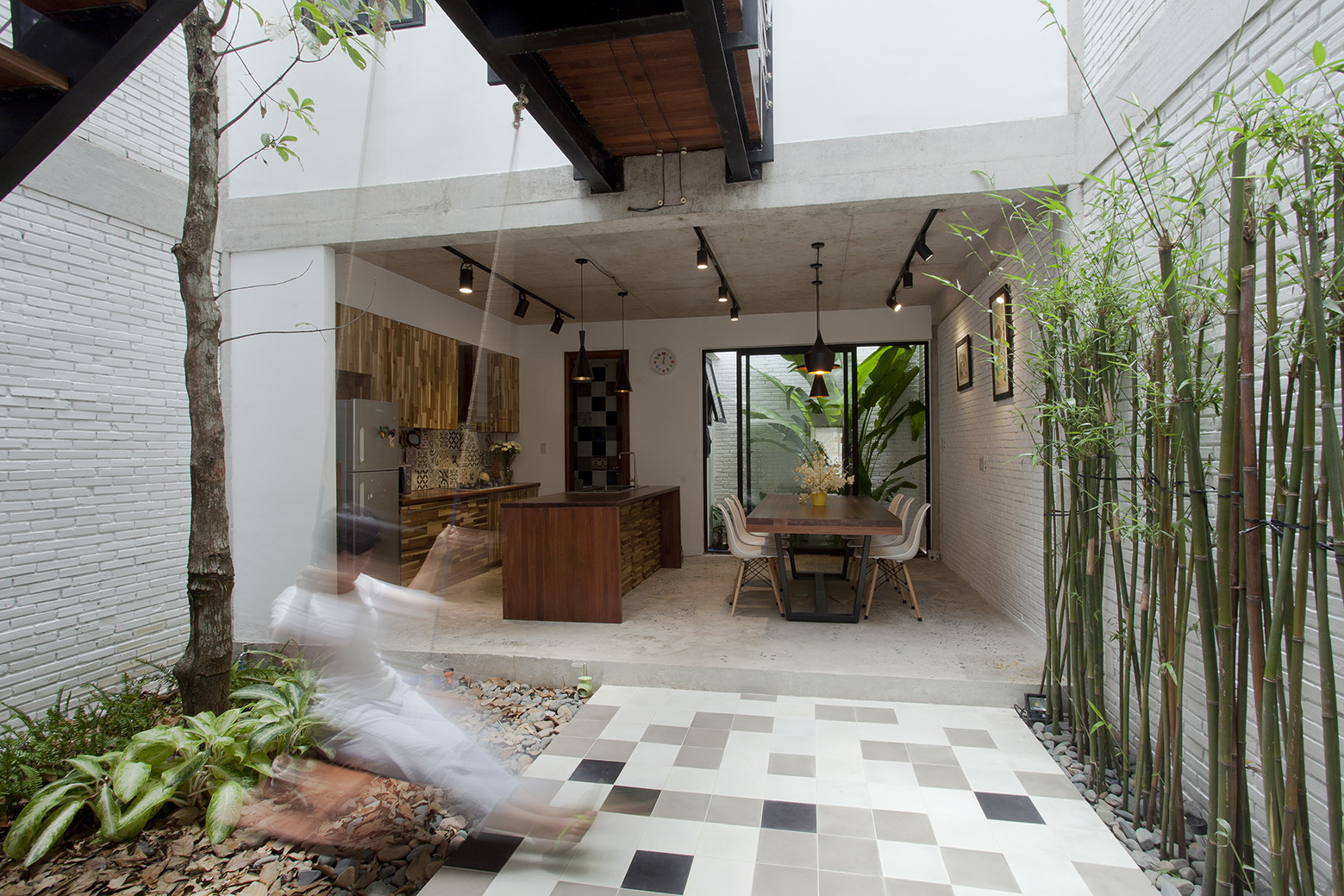 B House / i.House Architecture and Construction, © Le Canh Van, Vu Ngoc Ha