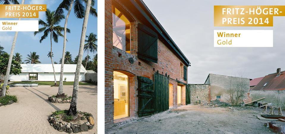 House LS Madampe, Sri Lanka / Rösler Architects y Haus Stein, Magdeburger / Saxony-Anhalt