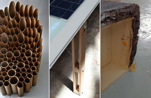 Muebles: Diseño sostenible