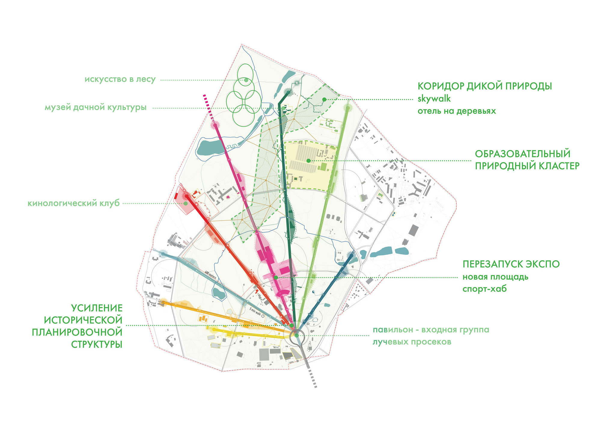 © Groundlab, WOWHAUS and Urbanica, courtesy of Moscow Culture Department