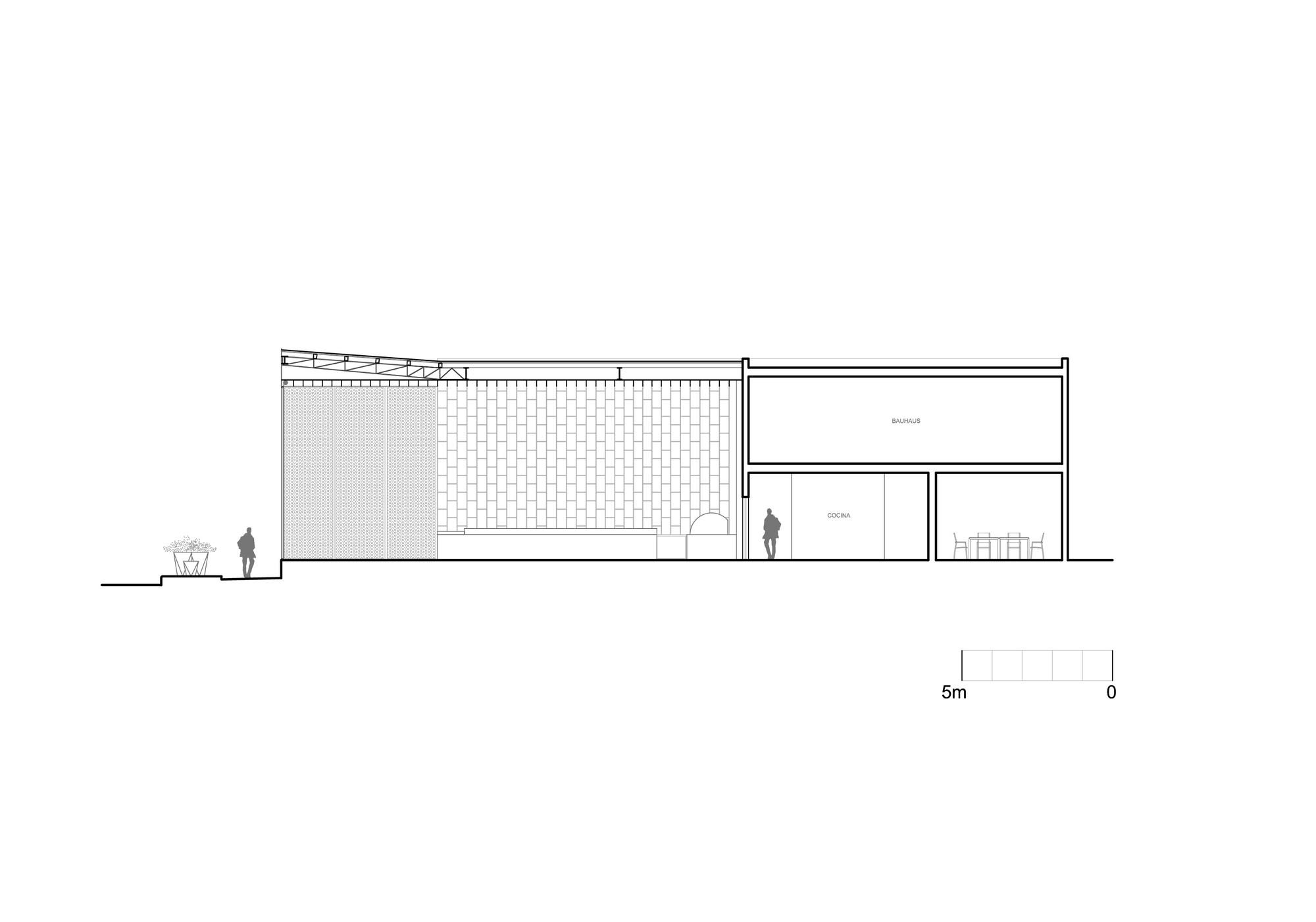 Gallery Of Lc Bar Regaa Estudio Arquitectura 10