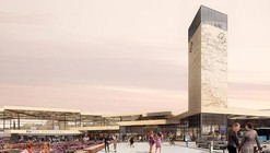 Mecanoo Chosen to Redevelop Dutch Train Station