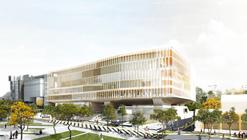 adjkm Revela el diseño final para la sinfónica de Caracas