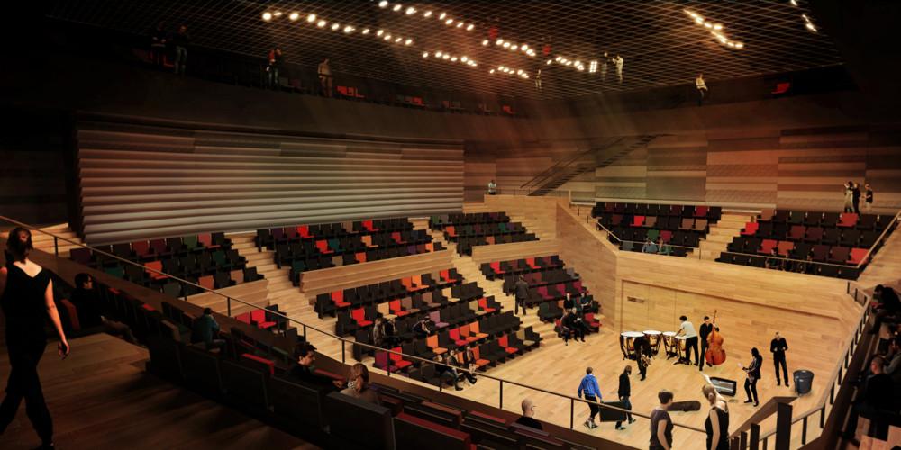 CASMSB - Hall experimental . Imágen © adjkm