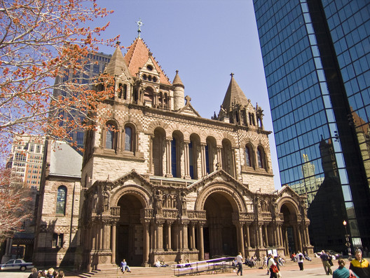 Trinity Church Boston © flickr user richbs