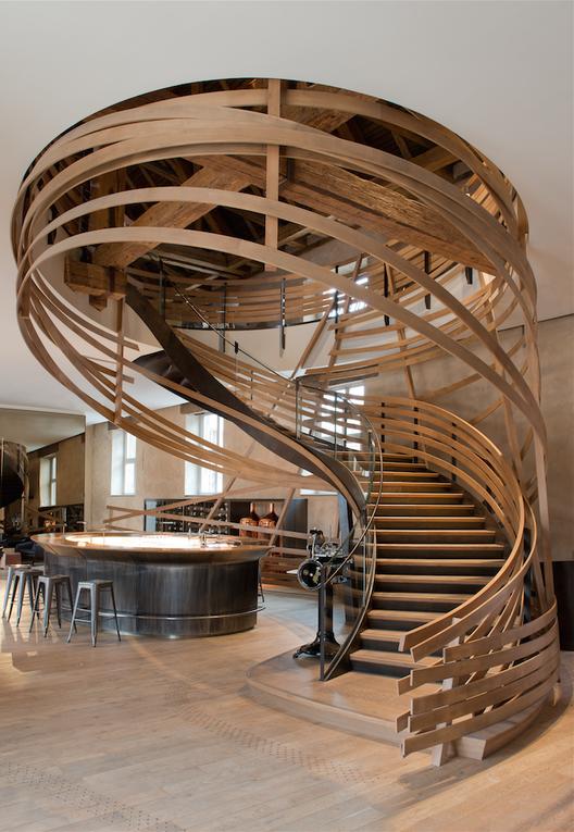 Ganadores del 2014 Restaurant & Bar Design Award, Mejor Restaurant: Les Haras (Francia) / Jouin Manku