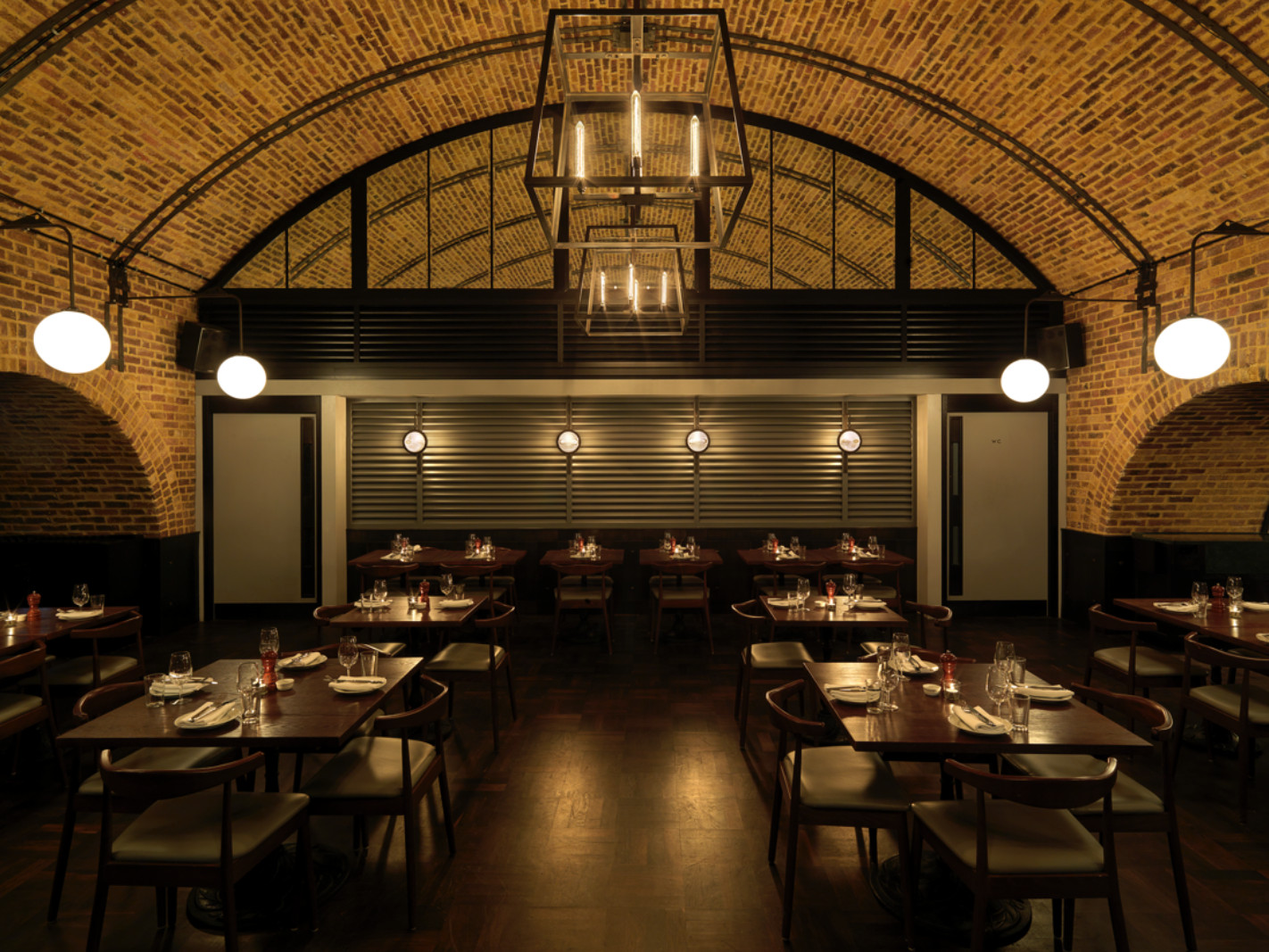 2014 restaurant bar design award winners archdaily - Bar cuisine studio ...