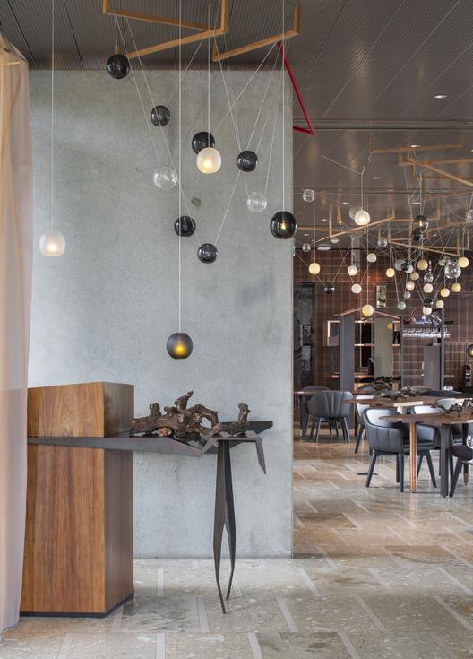 Restaurant en Australia y Polinesia: Penfolds Magill Estate Restaurant (Australia) / Pascale Gomes-Mcnabb Design