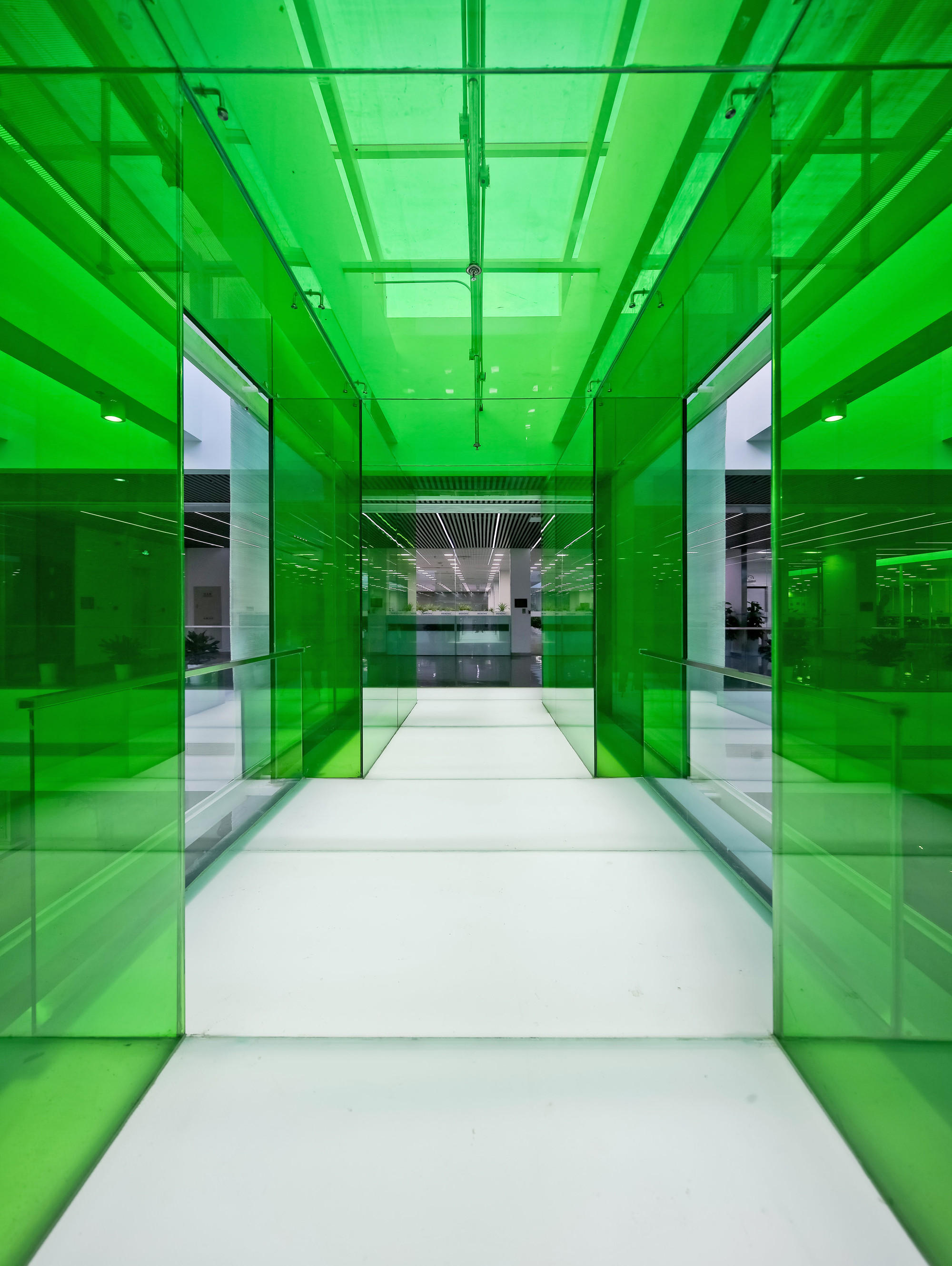 Gallery Of Jinqiao 21 Office Space Cube Design Lab 5