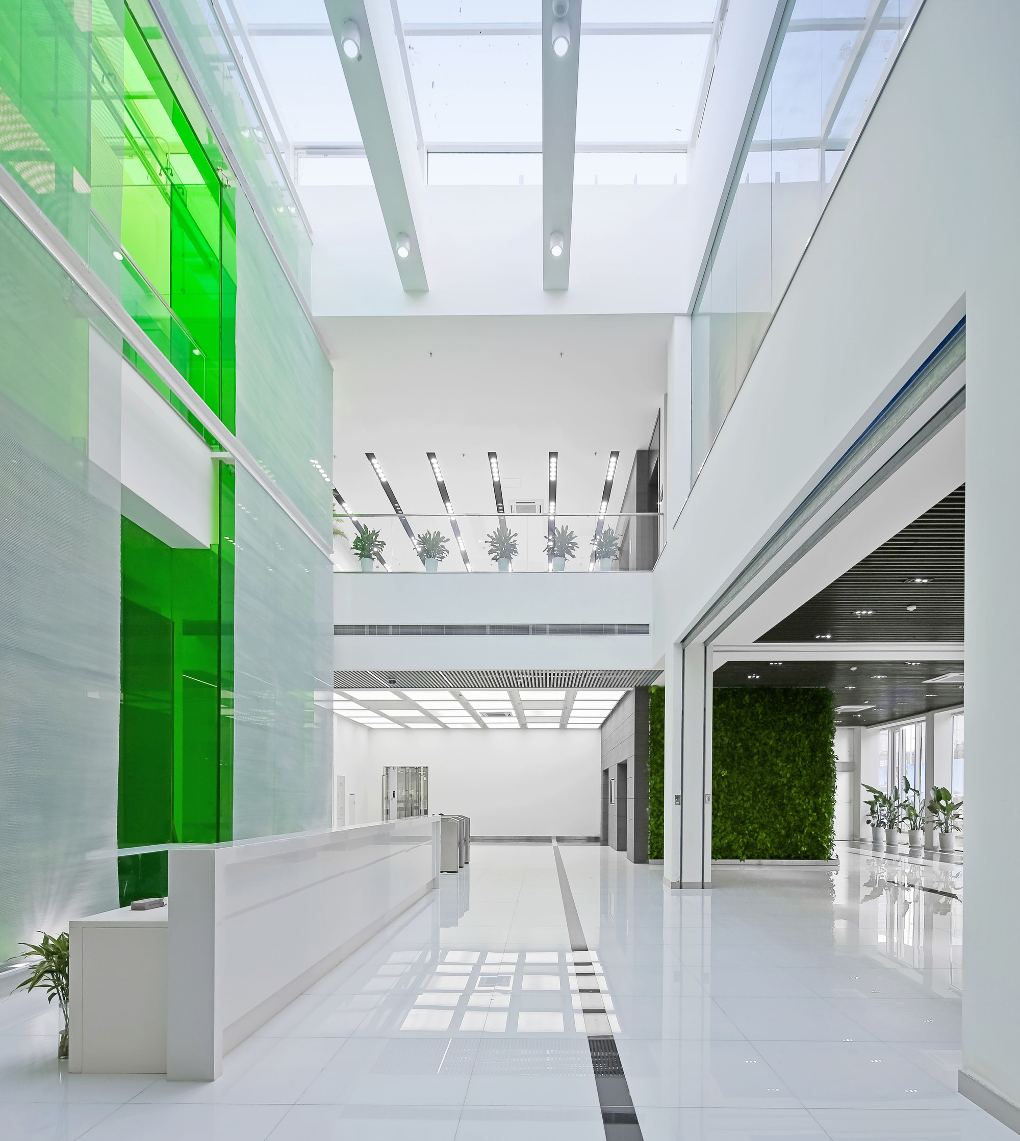 Gallery Of Jinqiao 21 Office Space Cube Design Lab 3