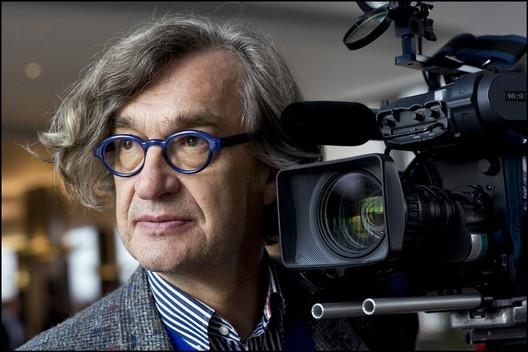 Wim Wenders. Image ©  European Parliament / Pietro Naj-Oleari, 2010