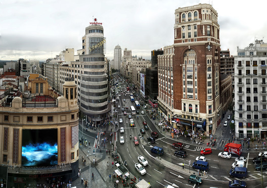 Madrid © Flickr CC User Jesus Solana