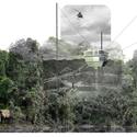 Tercer Lugar en Concurso de Ideas Nature Observatory of Amazonia (NOA) / Brasil  Cortesia de Aida Salán