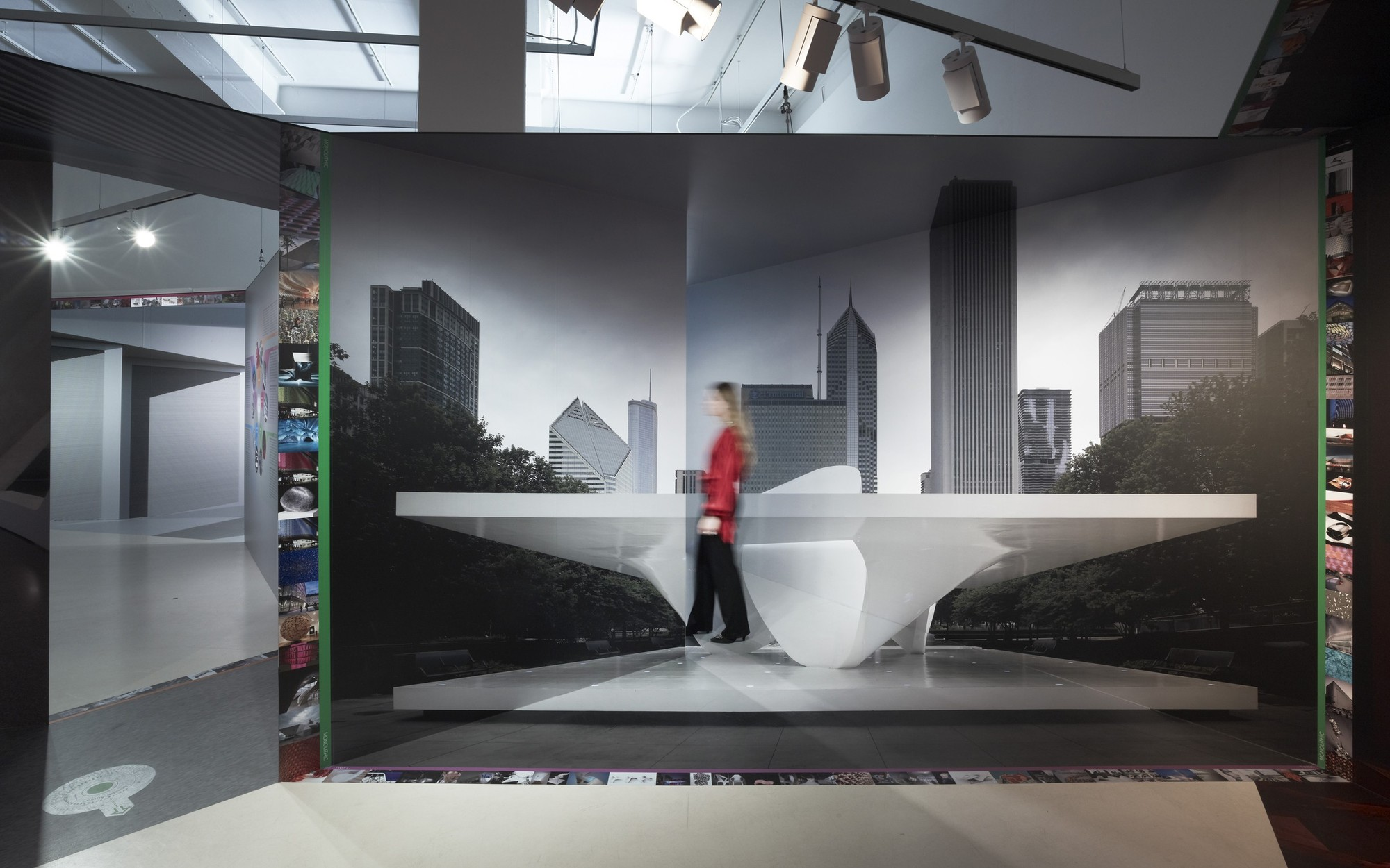 UNStudio Brings Interactive Exhibit to Munich: Motion Matters 4.0, Courtesy of UNstudio