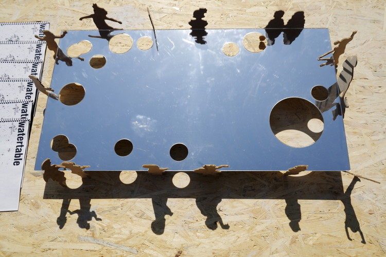 Equipo #2: TableWater. Image © Aitor Estévez