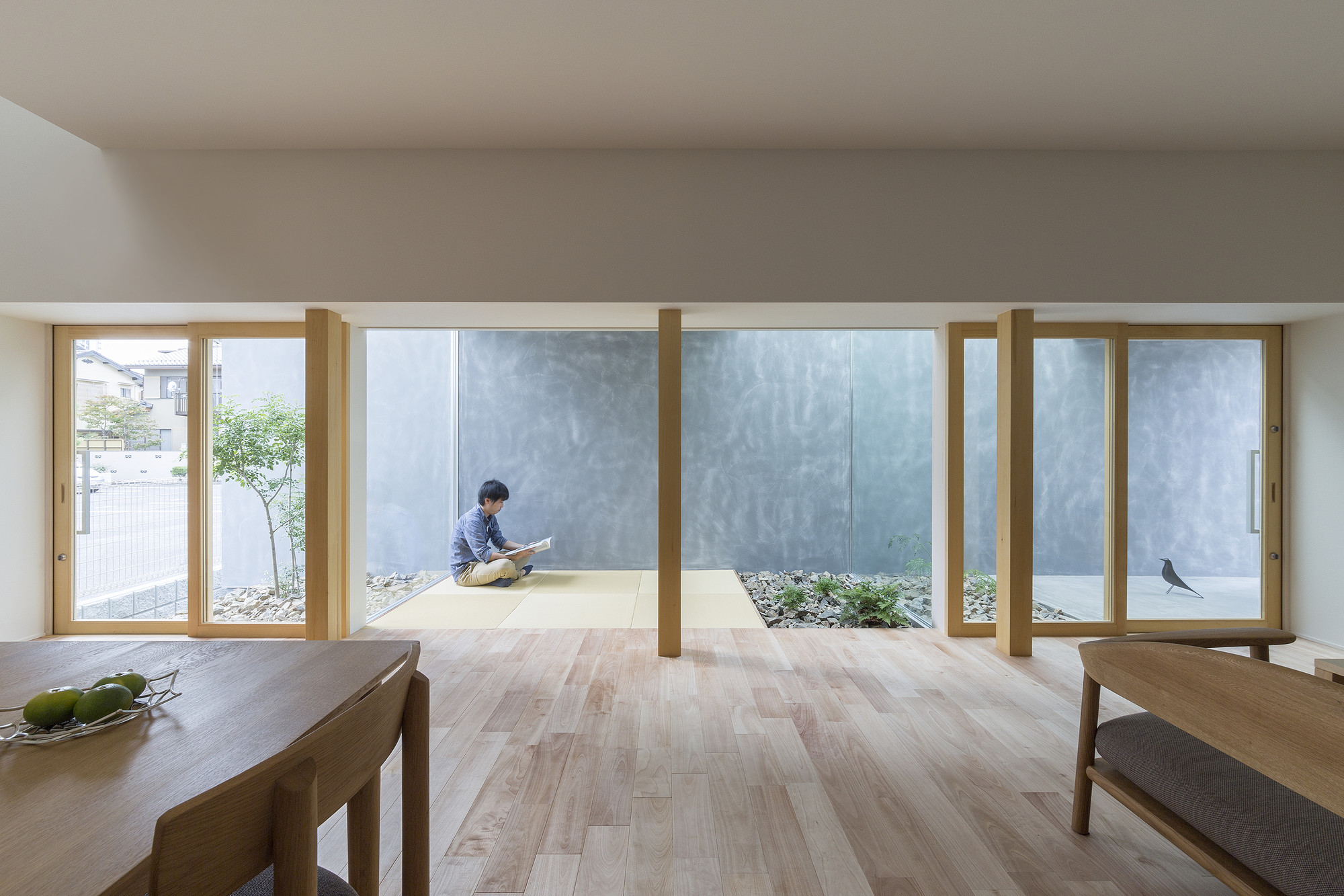 Casa kusatsu alts design office archdaily brasil for Office design archdaily