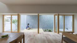 Kusatsu House / ALTS Design Office