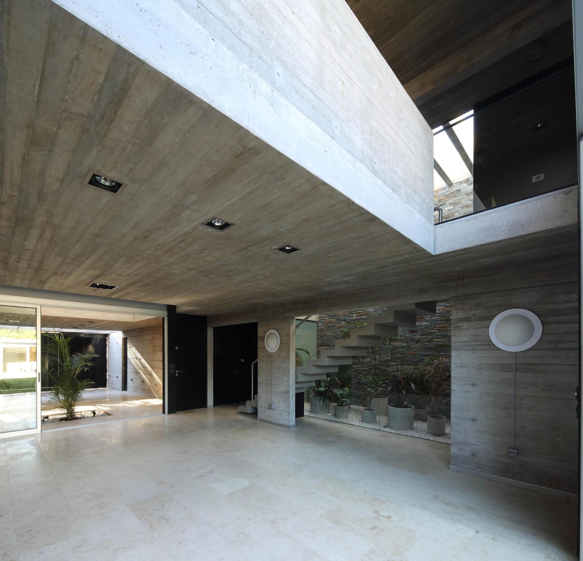 Beiró House / Proyecto C, © Gustavo Sosa Pinilla