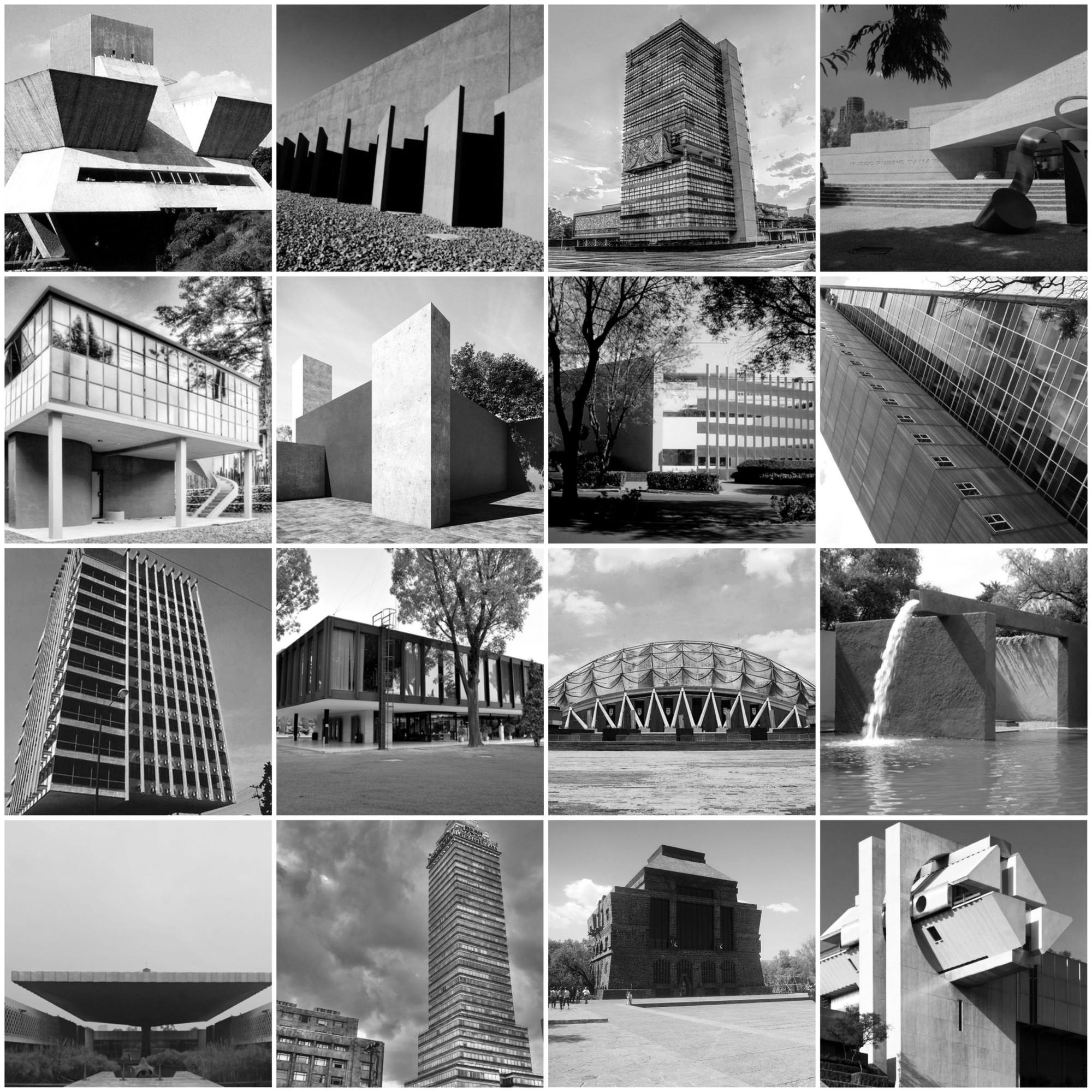 Galer a de especial d a nacional del arquitecto edificios for Arquitectura en linea