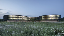 ESO Headquarters Extension / Auer Weber Assoziierte