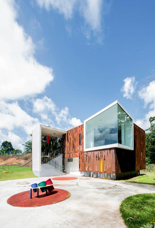 Courtesy of Díaz Paunetto Arquitectos