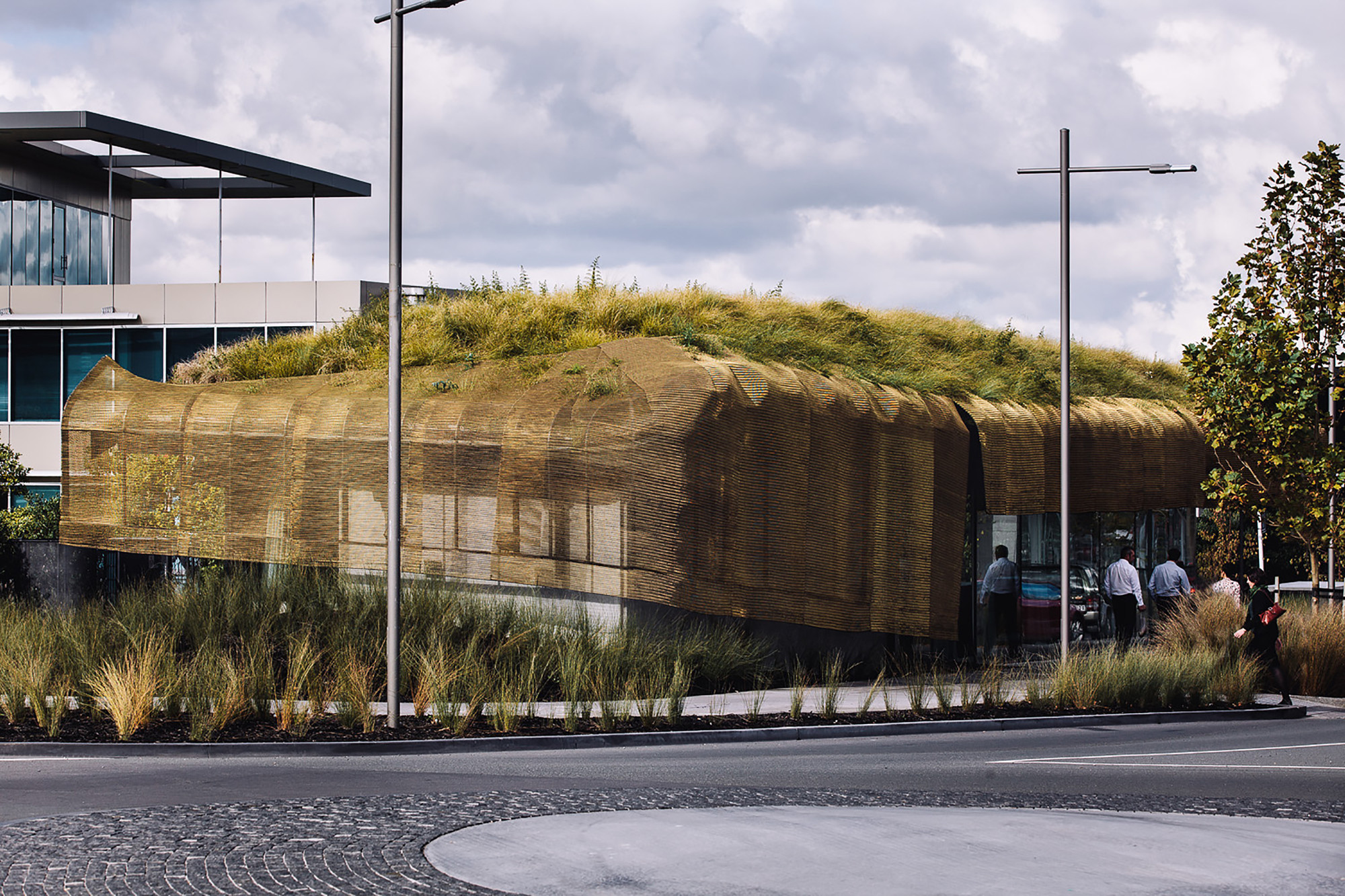 Te Kaitaka The Cloak / Fearon Hay Architects. Imagen © Simon Wilson