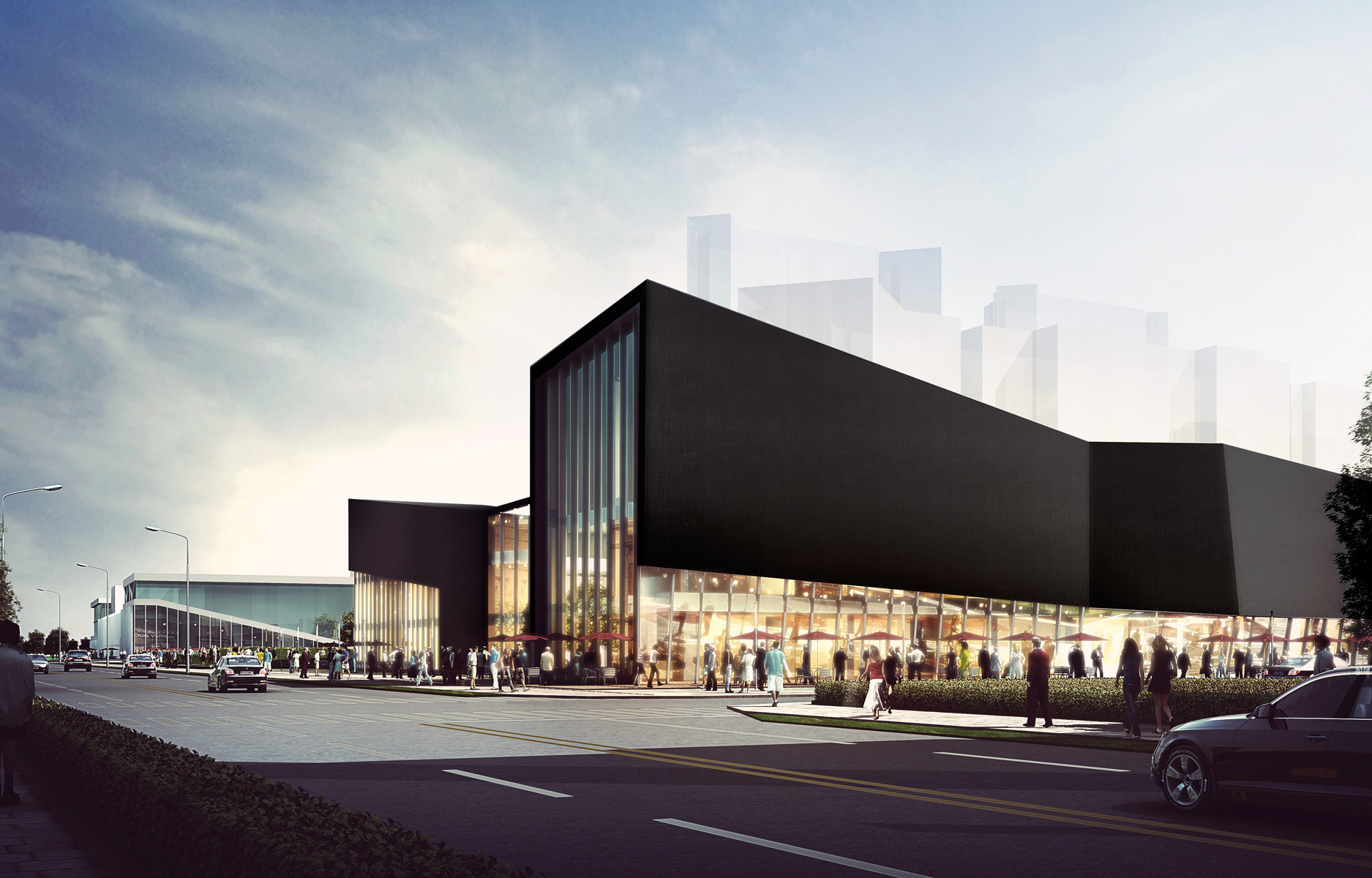 Rta office designs service center for china 39 s for Office design expo