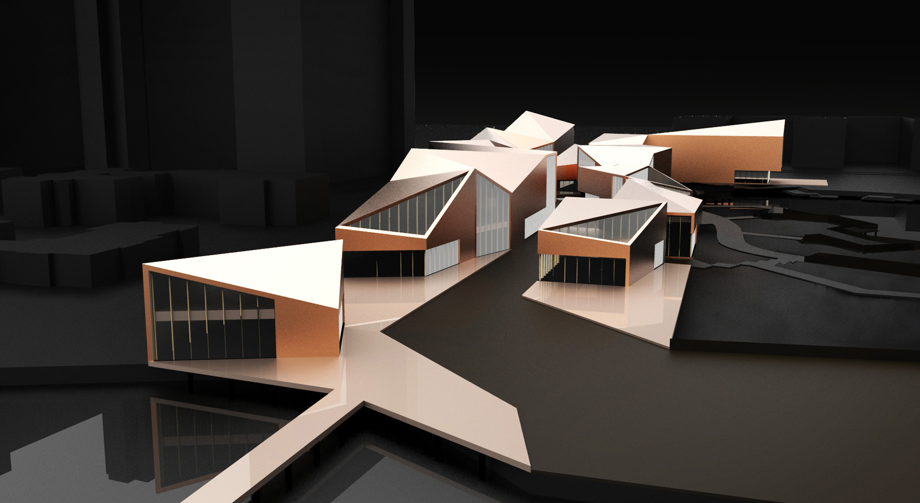 Rta office designs service center for china 39 s for Concept expo