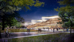 Kent State Breaks Ground on WEISS/MANFREDI-Designed Center for Architecture