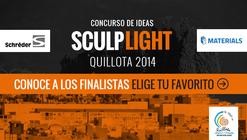 Concurso SculpLight: ¡Elige tu favorito! / Schreder