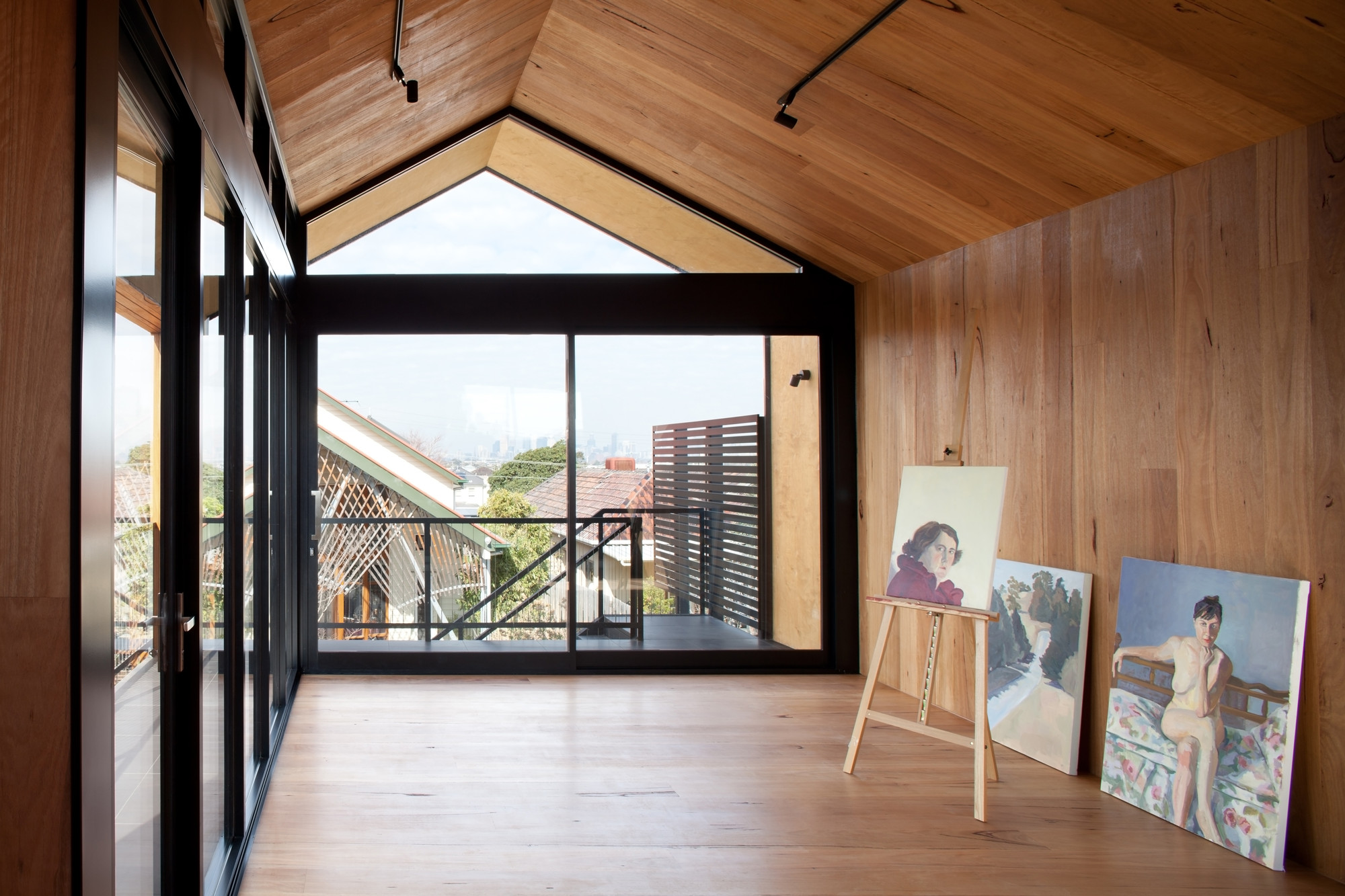 Gallery of Artist's Studio / Chan Architecture - 2