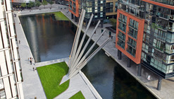 Merchant Square Footbridge / Knight Architects