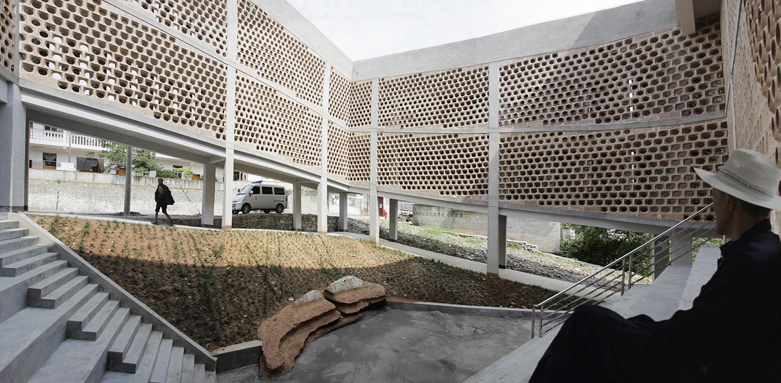 Angdong Hospital Project / Rural Urban Framework, Courtesy of Rural Urban Framework (RUF)