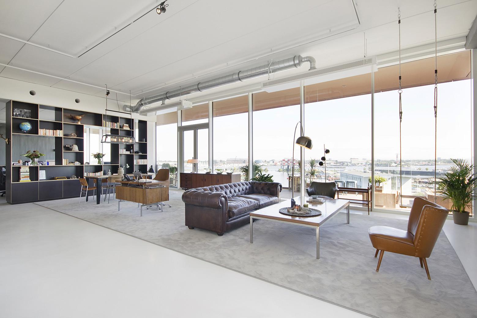 Gallery of brandbase dedato 4 for Kantoor interieur inspiratie