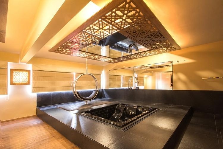 Baño Turco Arquitectura:Suite Hammam / Cooperativa Arquitectura