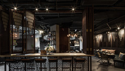 Joyce Wang's Hong Kong Restaurant Named World's Best Interior of 2014