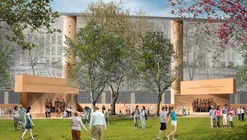 Gehry's Eisenhower Memorial Gets a Break